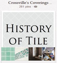 Crossville's Pinterest board for Coverings