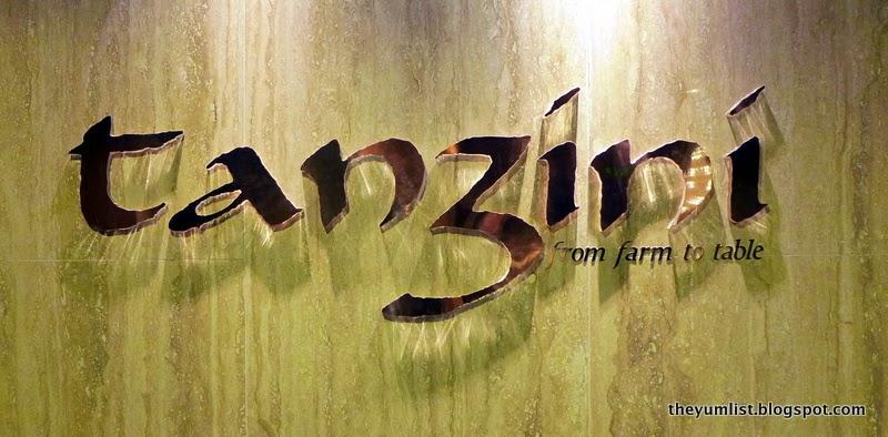 Tanzini, GTower Hotel, Kuala Lumpur