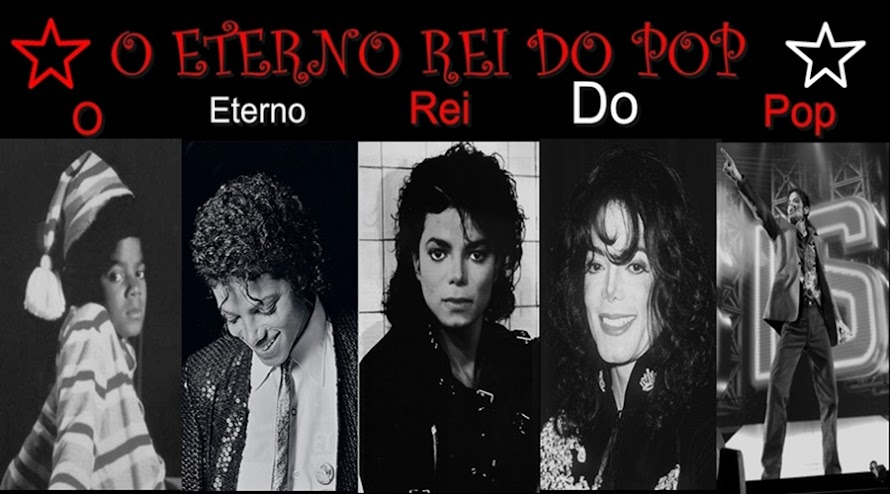 O ETERNO REI DO POP