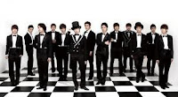 lirik lagu super junior now ,  super junior now lyric , lirik now super junior