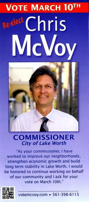 Re-elect McVoy