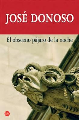 Novelas famosas de José Donoso