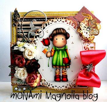 zapraszam na mojego Magnoliowego bloga