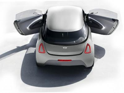 Former BMW Designer Pens - mini concept cars- mini 2013 - mini zero