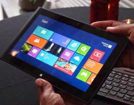 lenovo windows tablet