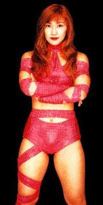 Megumi Kudo - Japanese Women Wrestling