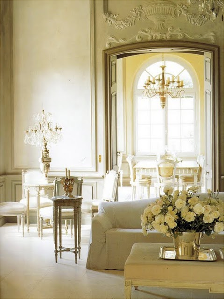 Let 39 s decorate online french style the art of elegance Elegance decor