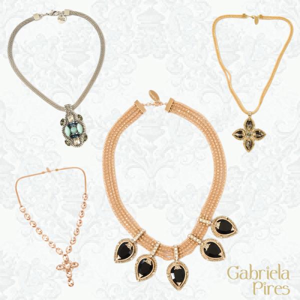 Dicas de presente para o Dia das Mães - semijoias de luxo - maxi colar Gabriela Pires