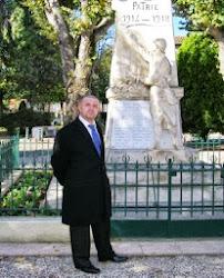■ Jérôme AUDISIO, Président du SOUVENIR FRANCAIS de Portet-sur-Garonne