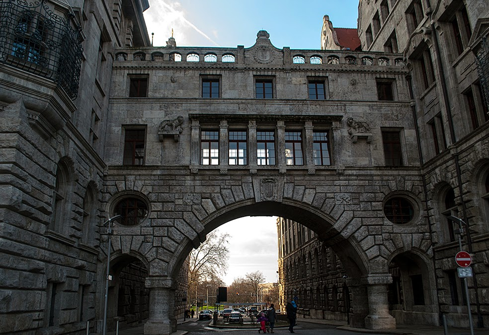 Leipzig Bridge of Sighs
