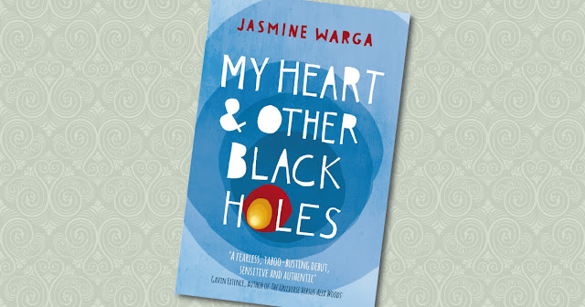 My heart and other black holes Jasmine Warga Cover