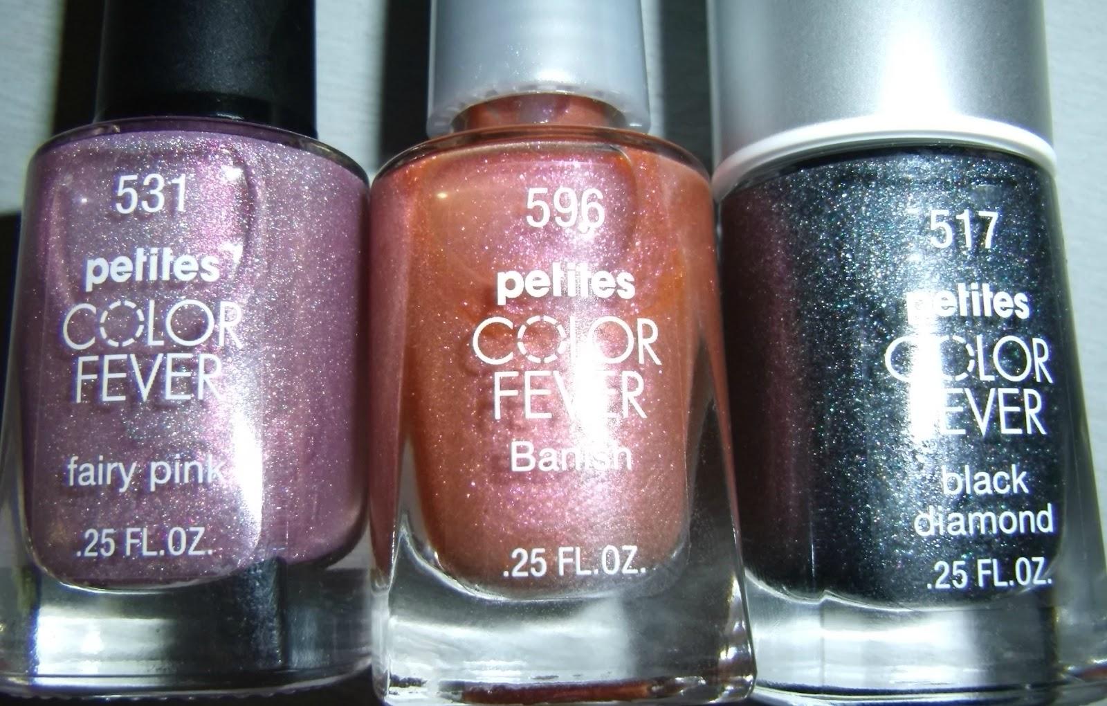 Petites Color Fever Nail
