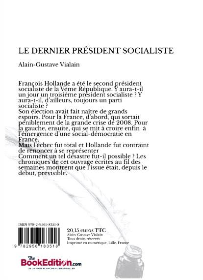 Le dernier président socialiste