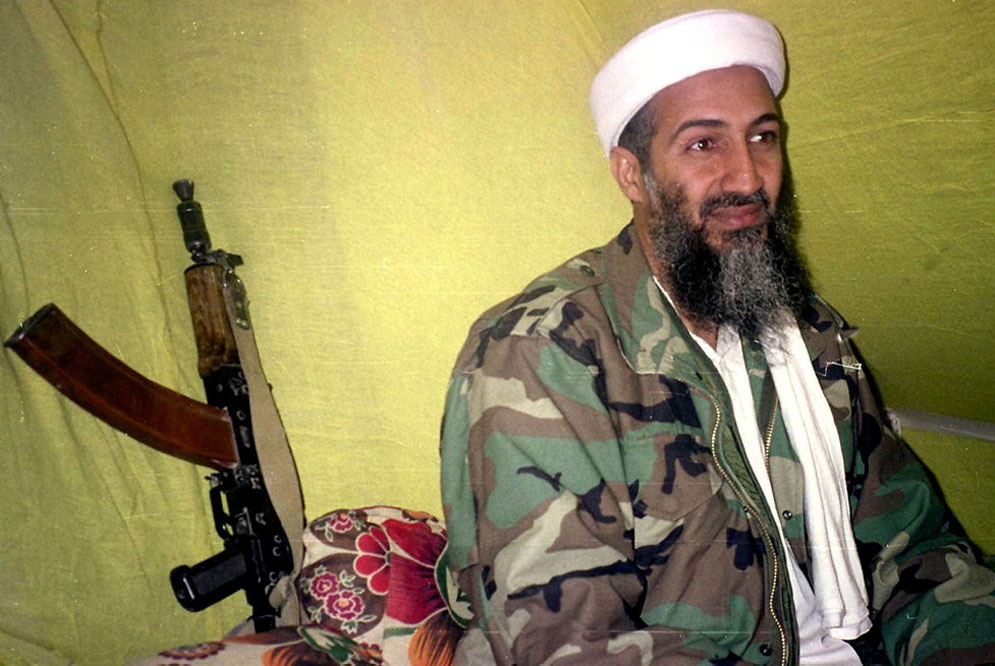 osama bin laden family photos. Osama bin Laden#39;s family is