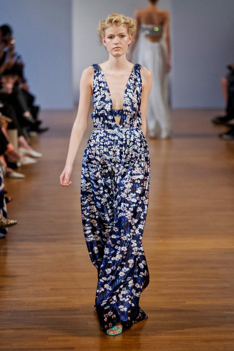 Collette dinnigan fashion show 56