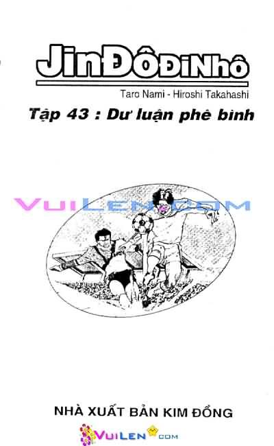 Jindodinho - Đường Dẫn Đến Khung Thành III  Tập 43 page 1 Congtruyen24h