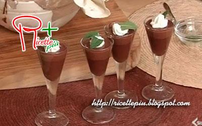 Mousse al Cioccolato Fondete e al Latte di Cotto e Mangiato