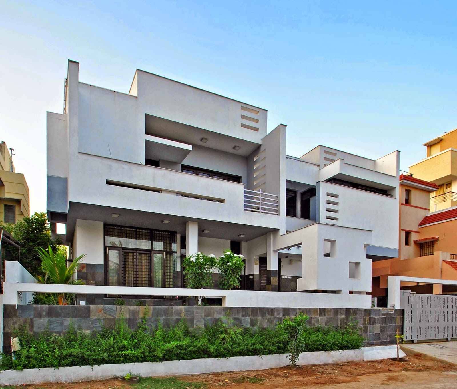 Murali architects residence for mr jude and family at House architecture chennai