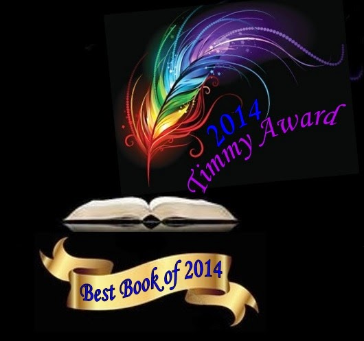 Omorphi receives Timmy's Best Book of 2014!