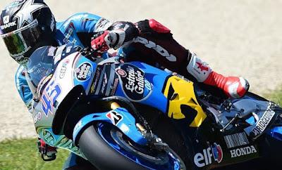 Walau Hanya Latihan, Redding 'Kegirangan' Asapi Rossi