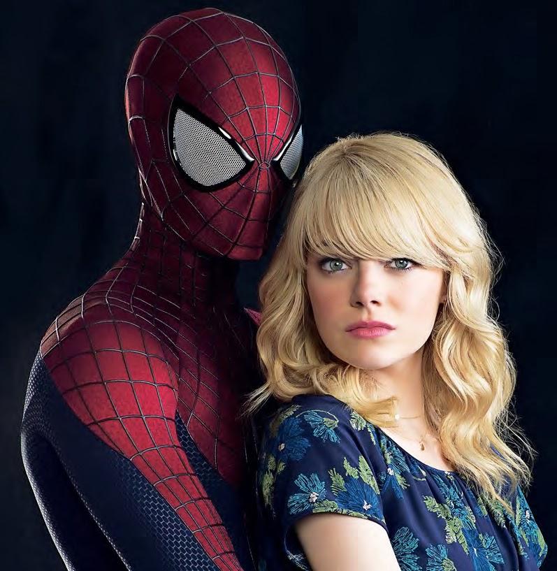 EMMA STONE FAN: Great NEW 'The Amazing Spider-Man 2' Promo ...