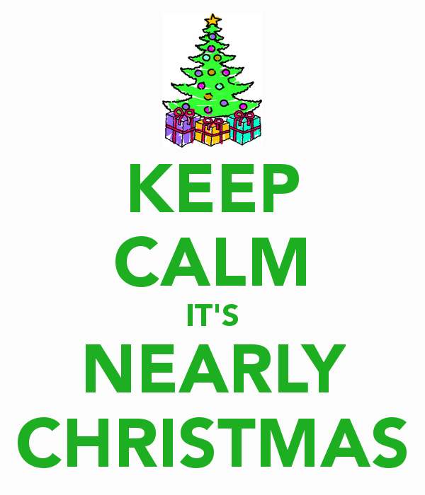Keep Calm Christmas Quotes. QuotesGram