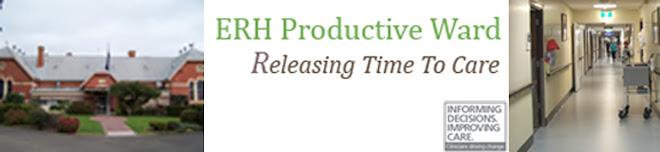 ERH Productive Ward
