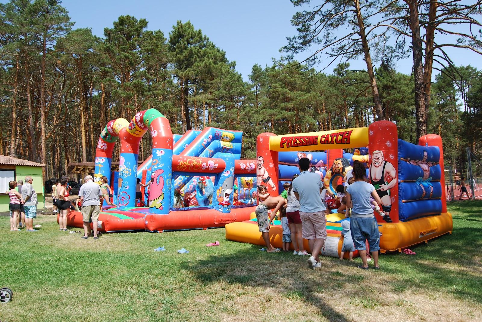 Resultado de imagen de Camping para niños