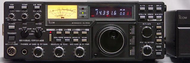 Icom IC-751A