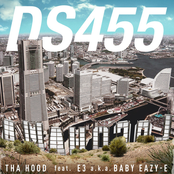 [Single] DS455 – THA HOOD feat. E3 a.k.a BABY-EAZY (2016.03.16/MP3/RAR)