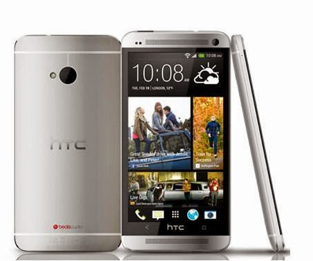 Harga dan Spesifikasi HTC One M8 Update 2015