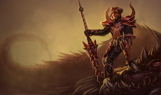 Dragonslayer Jarvan Skin