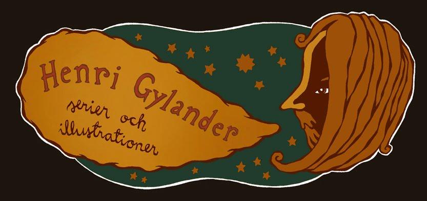 Henri Gylander