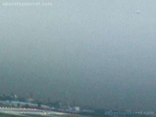 penampakan ufo bandara o'hare
