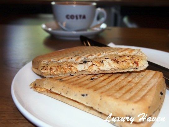 costa coffee singapore paninis