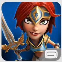 لعبة إستراتيجية مميزة لأنظمة أندرويد وأي او إس وويندوز فون Kingdoms & Lords APK-iOS-xap 1.5.1