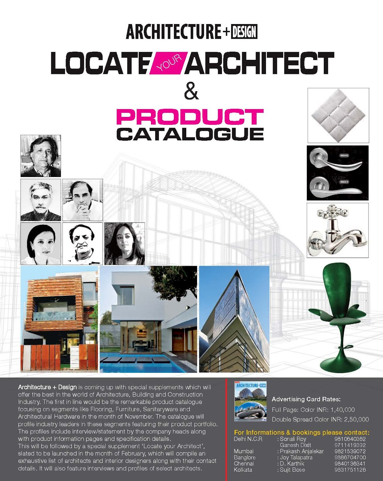 John roy architecture design ads for Ad architects