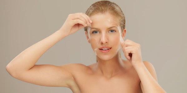 Masker Sperma Bikin Kulit Mulus dan Awet Muda