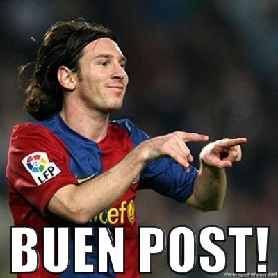 Messi, Deja El Fútbol... [Megapost]