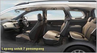 Harga Chevrolet Spin Bandung