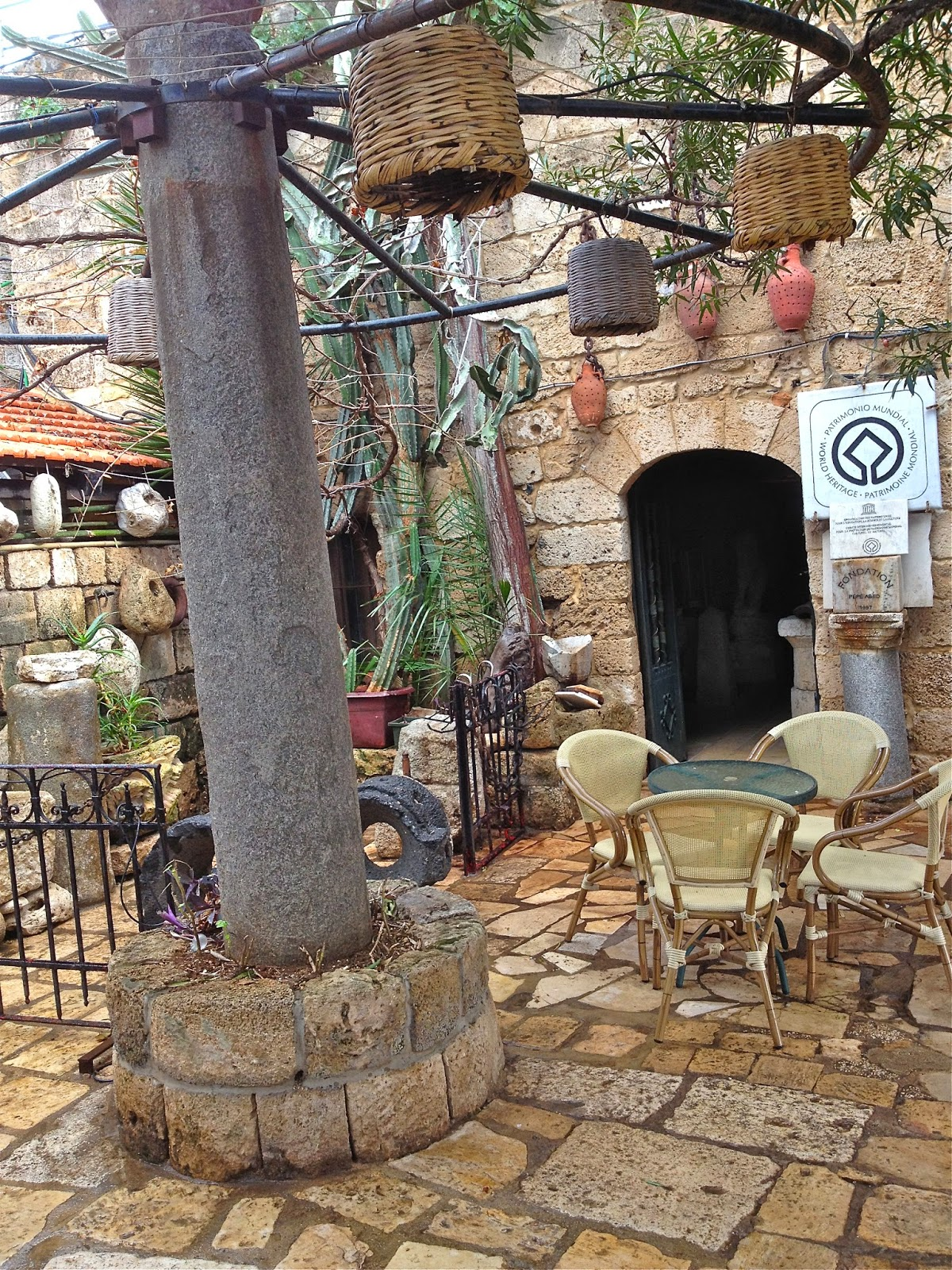 Picture of Pepe's Fishing Club. Byblos, Lebanon.
