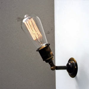 Ma Bicyclette - Buy Handmade - Lighting - Unique's - Industrial Wall Light