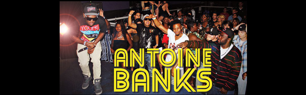 The Official website of Antoine Banks
