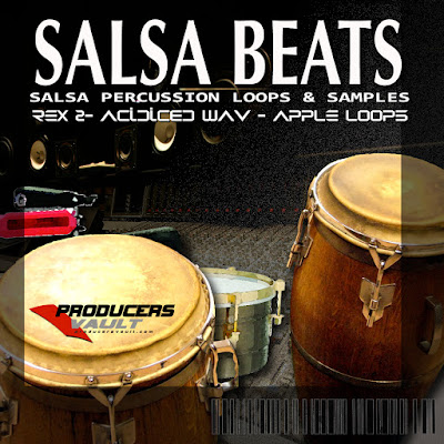 Descargar gratis librerias de Salsa percusion y samples para fl studio
