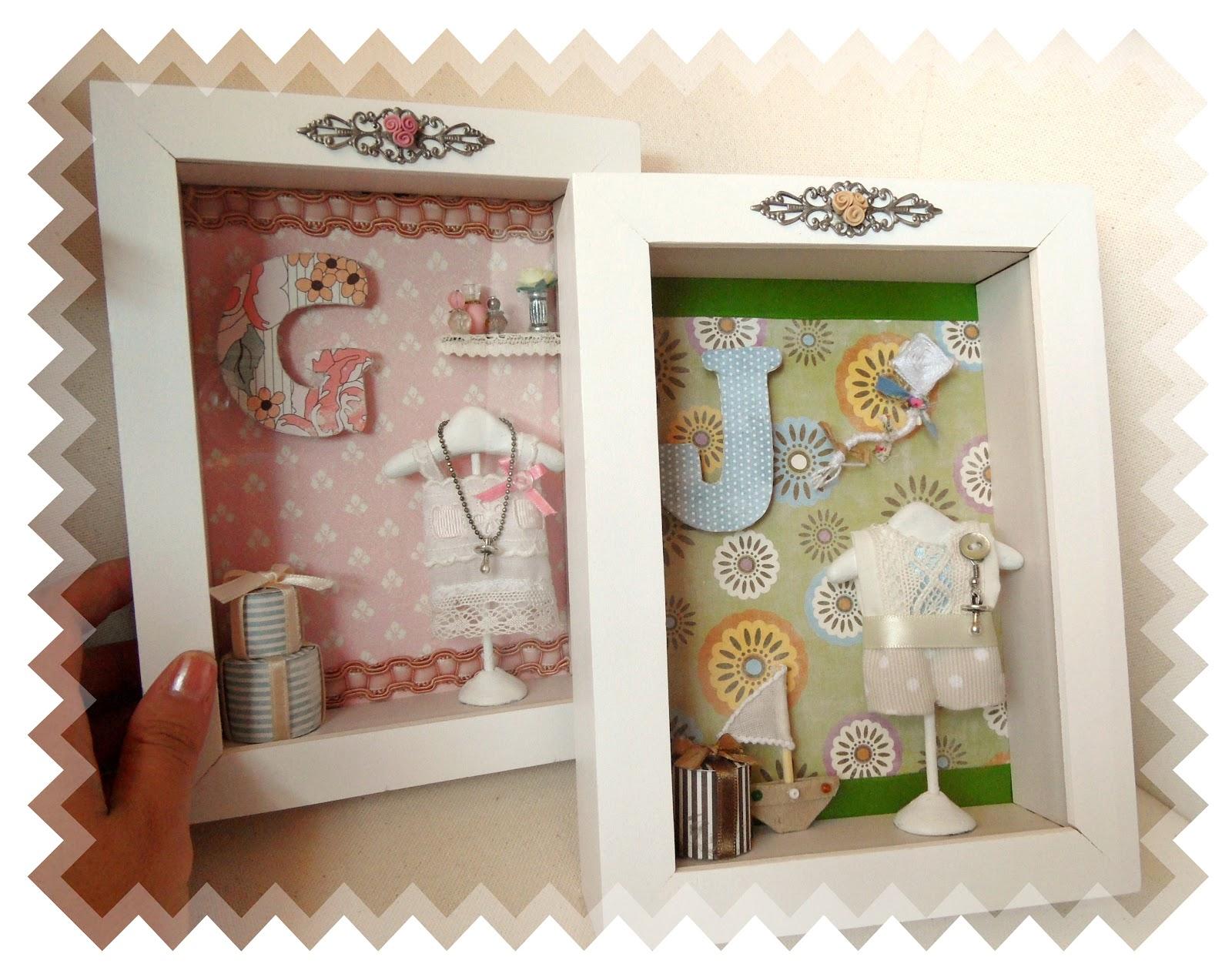 T y tijeras cuadros en miniaturas personalizados - Cuadros para ninos personalizados ...