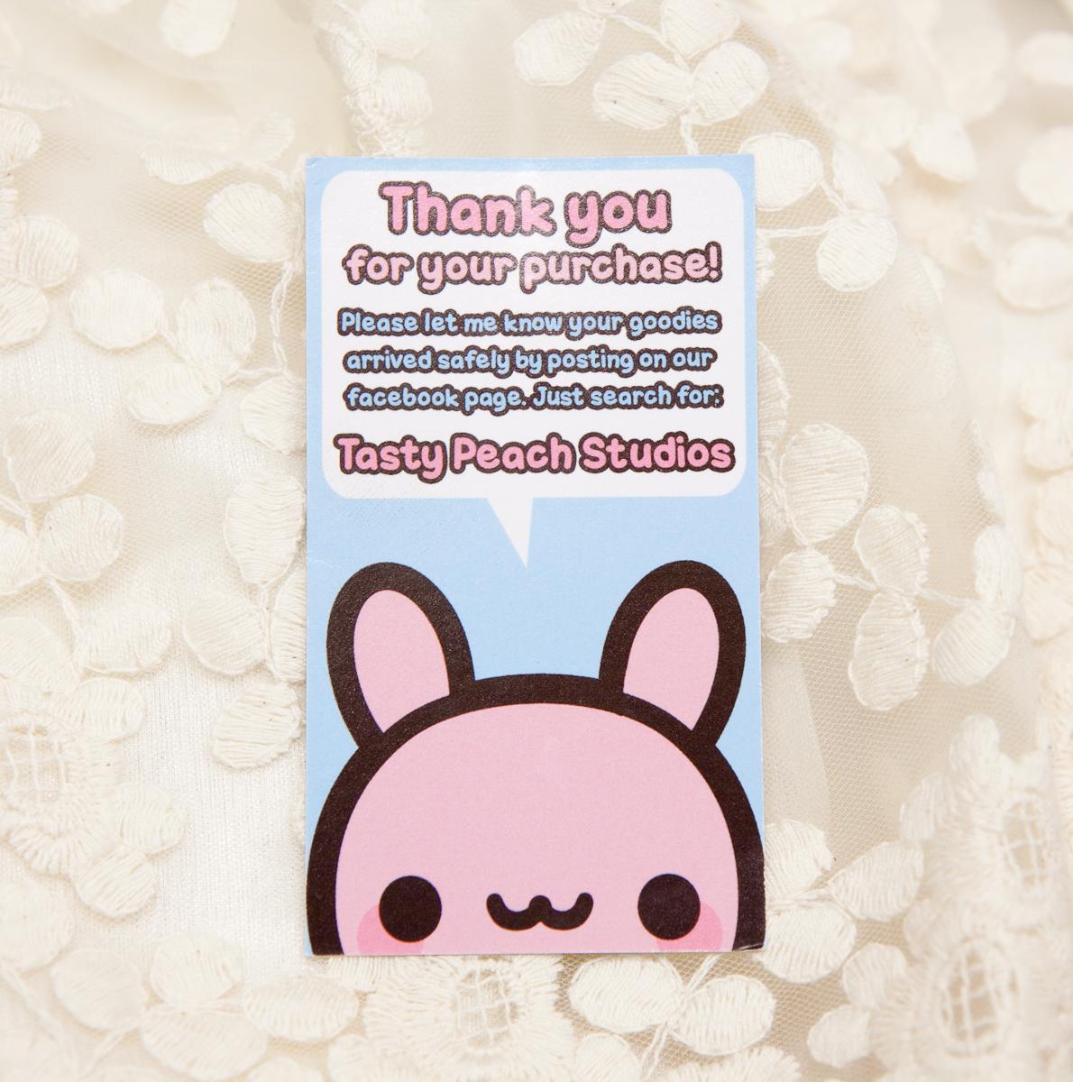 Alexas style blog tasty peach studios product review japanese cutest business cards p colourmoves