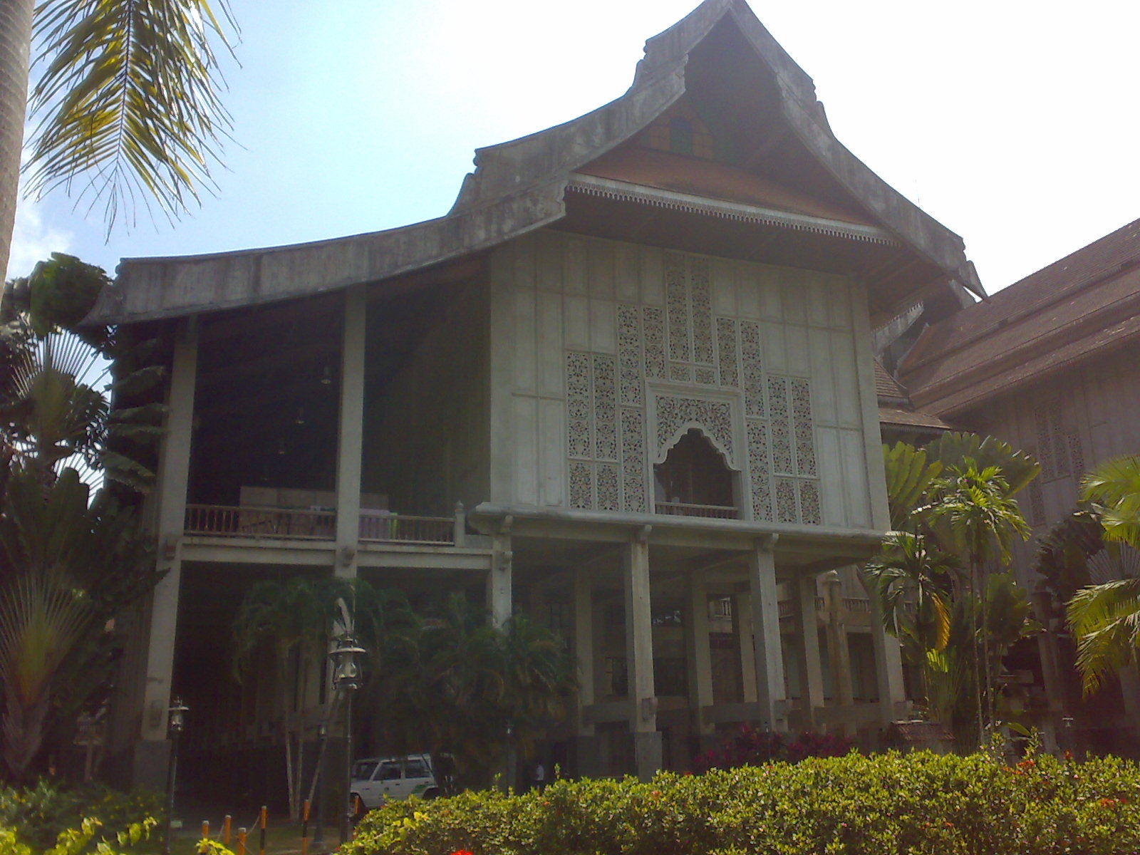 Muzium Terengganu (2009), Terengganu