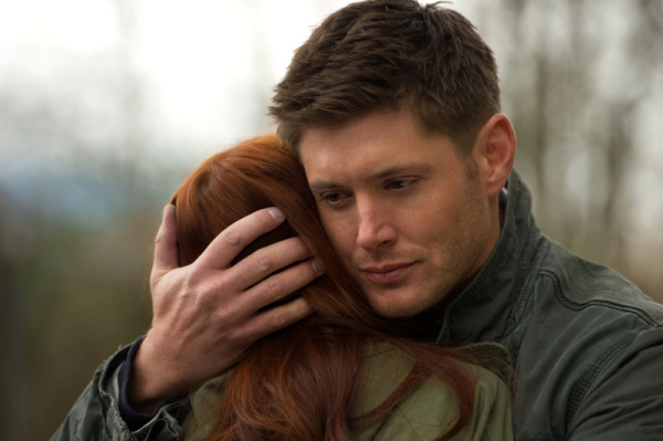 Recap/review of SUPERNATURAL 8x20 'Pac-Man Fever' by freshfromthe.com