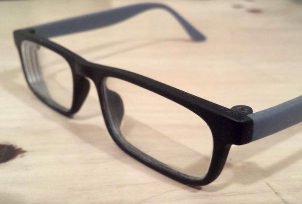 D Printed Glasses Frames