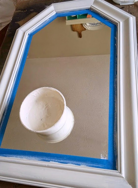 Paint to hide gouges and dings
